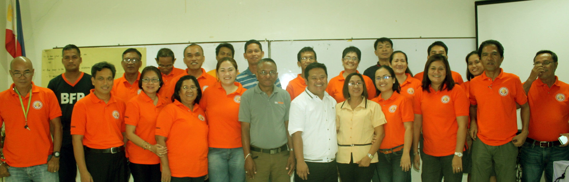 DRRM Council Attendees