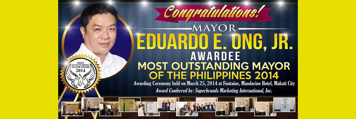 Most Outstanding Mayor Award