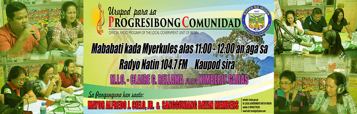 urupod para sa progresibong comunidad radio program